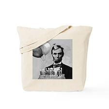 Lincoln's Birthday Tote Bag