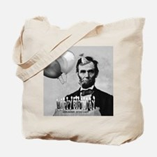 Lincoln's Birthday Tote Bag
