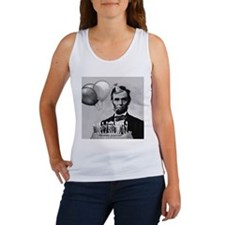 Lincoln's Birthday Women's Tank Top