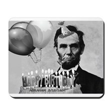 Lincoln's Birthday Mousepad