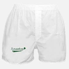 Scranton St. Patrick's Day Boxer Shorts