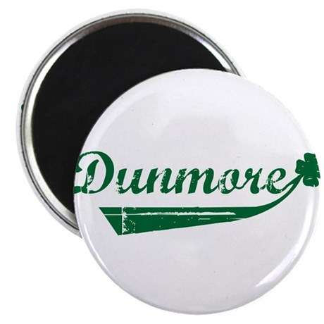 Dunmore St. Patrick's Day Magnet