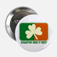 "Luck of The Irish 2.25"" Button"