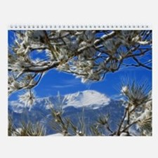 Colorado Springs CO 2009 Wall Calendar
