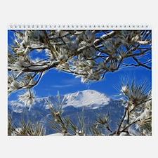 Colorado Springs CO 2009 Wall Calendar