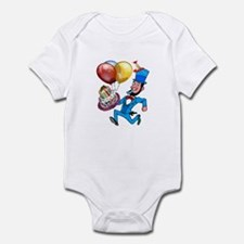 Lincoln's Birthday Infant Bodysuit
