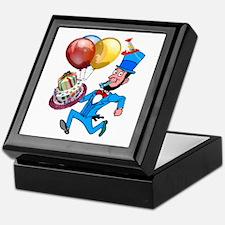 Lincoln's Birthday Keepsake Box