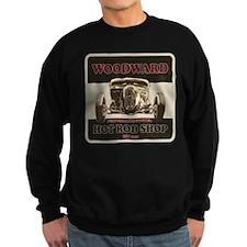 Woodward Hot Rod Shop Sweater