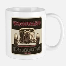 Woodward Hot Rod Shop Mug
