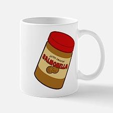 Salmonella Peanut Butter Mug