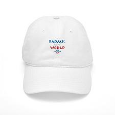 Barack My World Baseball Cap