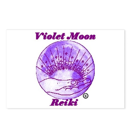 Reiki Items Postcards (Package of 8)