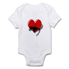 Unvalentine Infant Bodysuit