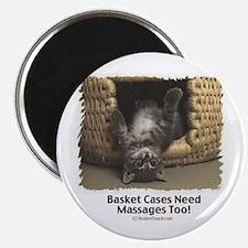 """Basket Case 2.25"""" Magnet (100 pack)"""