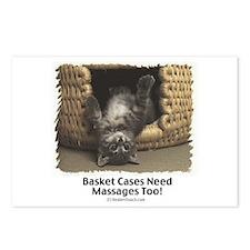 Basket Case Postcards (Package of 8)