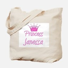 Princess Janessa Tote Bag