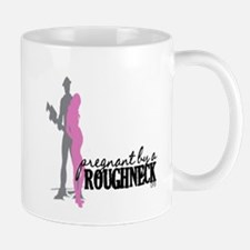 Pregnant by a Roughneck Mug