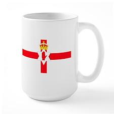 NORTHERN IRELAND FLAG SHIRT Mug