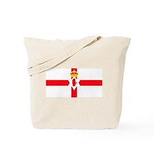 NORTHERN IRELAND FLAG SHIRT Tote Bag