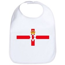 NORTHERN IRELAND FLAG SHIRT Bib