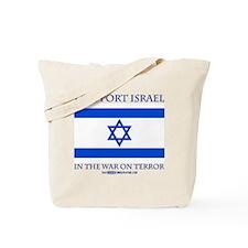 I Support Israel Tote Bag