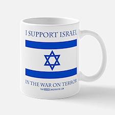 I Support Israel Mug