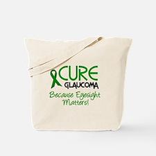 CURE Glaucoma 2 Tote Bag