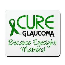 CURE Glaucoma 2 Mousepad