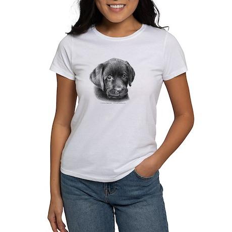 Labrador Puppy Women's T-Shirt