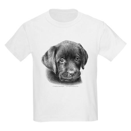 Labrador Puppy Kids Light T-Shirt