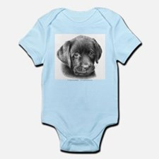 Labrador Puppy Infant Bodysuit