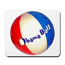 Obama Inaugural Ball Mousepad