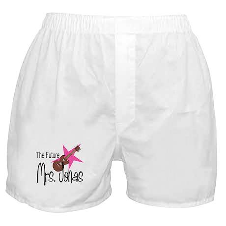 Future Mrs. Jonas Boxer Shorts