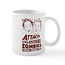 Valentines Zombies Mug