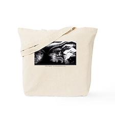 Face Stretch Tote Bag