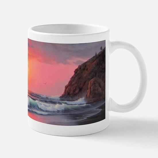 """""""Whaleshead Beach"""" Mug"""