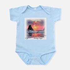 """""""Whaleshead Waters"""" Infant Creeper"""