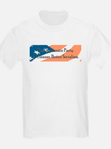 Democrats a cleaner better so T-Shirt