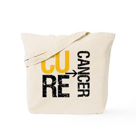 Cure Cancer (Childhood) Tote Bag