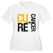 Cure Cancer (Childhood) T-Shirt