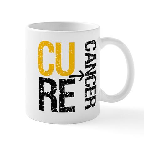Cure Cancer (Childhood) Mug