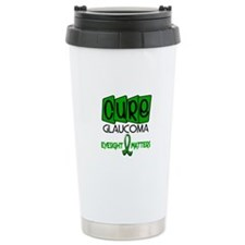 CURE Glaucoma 1 Travel Mug