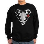 Tuxedo Sweatshirt (dark)