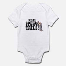 Real Corgis Infant Bodysuit