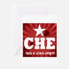 Unique Che Greeting Card