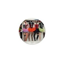 Colours of Camden Mini Button