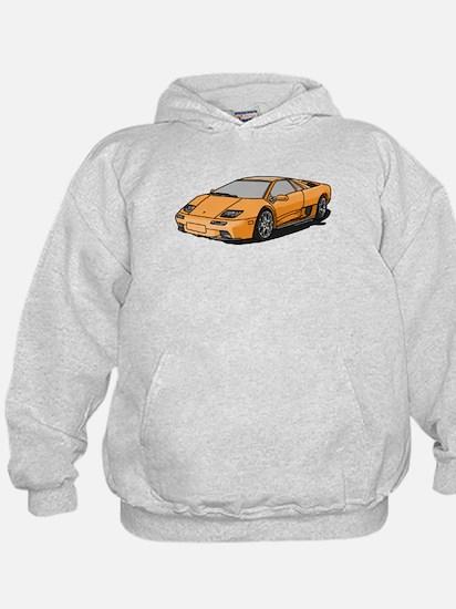 Lamborghini Diablo 2001 Hoody