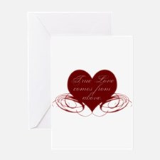 Christian Valentine's Day Greeting Card