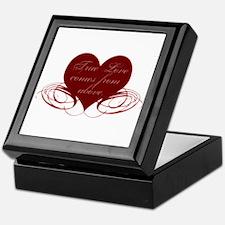 Christian Valentine's Day Keepsake Box