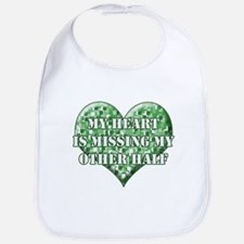 My Heart Is Missing My Other Bib